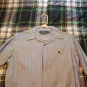 Polo brand button up